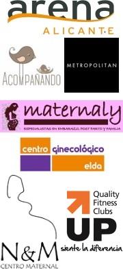 Centros autorizados AIPAP para embarazadas